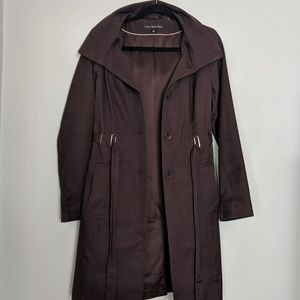 Via Spiga Belted Trench